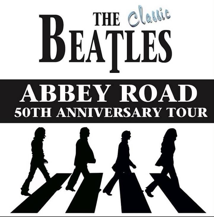 The Classic Beatles - Abbey Road - 50th Anniversary Tour - Lost Lane