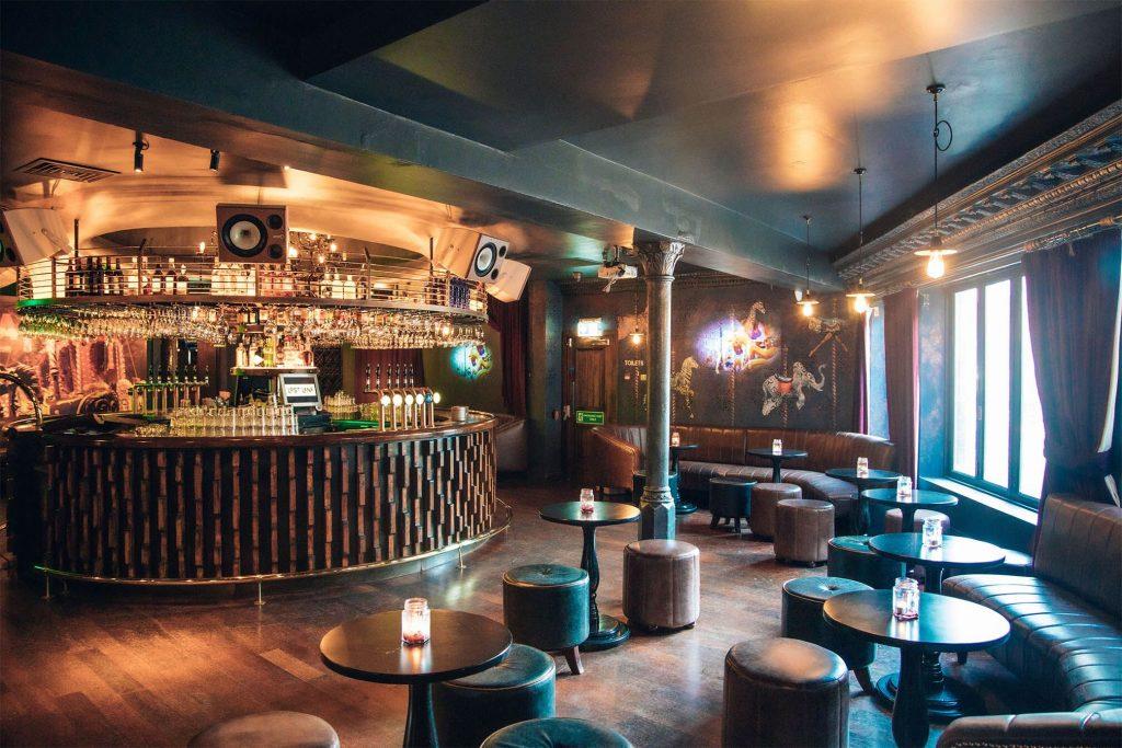 Lost Lane Carousel Bar